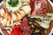 Italian Antipasti Platters