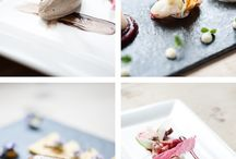 Plating ideas / Fine dining food and desserts