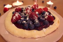 Dessert Recipes / Lots of delicious recipes to inspire you to get cooking.