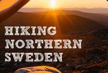 Hiking - kungsleden