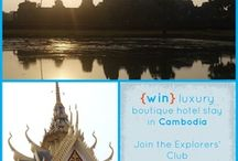 Travel competition / Join in our free prize draw from free luxury hotel stays.