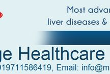 LIVER / Cirrhosis of the liver occurs when the organ becomes scarred and hardened so that it cannot function properly. This is most often caused by Chronic Liver Disease brought on by long-term alcohol abuse or Hepatitis C Infection.  blog.miragesearch.com/liver