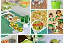 Kids Birthday / Birthday party ideas