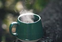 утро,кофе