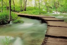 Camping-glamping / Most beautiful Croatia's camping-glamping locations