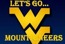 WVU Football!!! / by Alisha Cox