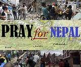 nepal / pray for nepal