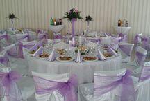 Săli de nunți Exclusiv / Salile Exclusiv Catering& Events - panoramice, localizate central, cu parcare proprie: Lucia (180 locuri) și Cezara (250 locuri).