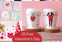 Printables - Valentines