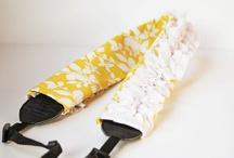 sewing ideas: camera strap