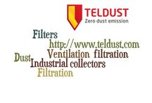 Teldust.com / Teldust has the hardware and technical expertise to take care of your impermanent dust collection problems rapidly and effectively.  We have some expertise in the construction, development, and production of filters.