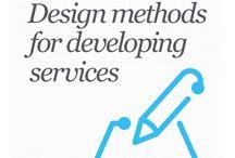 Design Thinking/Service Design