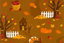 Thanksgiving Colors* / by Janice Dryden Adair