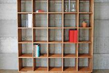 Interiors . Storage