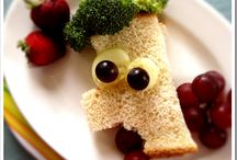 Back to School Recipes and Ideas / Lunchbox and snack ideas for a great back to school.