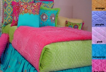 Girls Bedroom Decor / by Mrs. Mama Pants