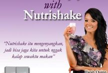 Wellbeing Tip / Everything Feel Great and Look Great with NUTRISHAKE Oriflame. Cp: Pin. 32747ab0