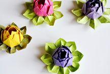 Čarovanie s papierom / origami a iné skladačky ...