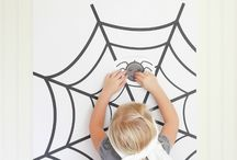 Halloween crafts and games for kids