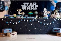 Star Wars Party! / Festa Star Wars
