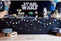 Star Wars Party! / Festa Star Wars