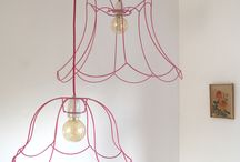 Vintage lampshades / Recycle