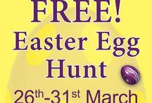 Easter Egg Hunt FREE!