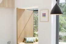 window seat - sedute sotto le finestre