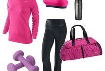 Cute workout gear! Want!