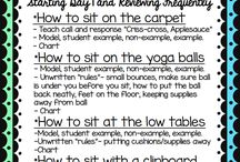 just TEACH - flexible seating