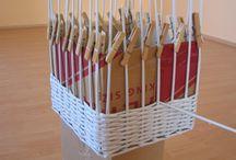 DKJ Paper basket / DKJ Paper basket