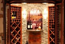 wine room / by Dana