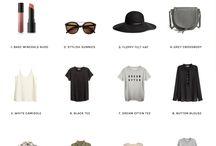 Capsule Wardrobe Ideas