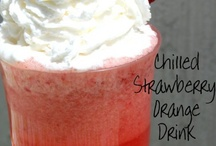 Drinks / Drink recipes - cider, spritz, party punch, and more.