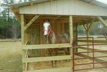 DIY horses