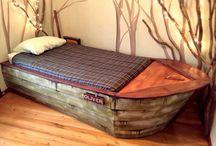 Yosi's bed