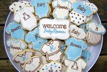 Baby shower  / by Stephanie Smalley