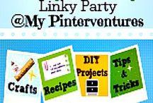 Linky Parties / General and book blogging linkup parties and events.