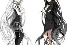Anime Twin