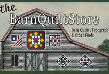 barn quilts / by Trina Bolton