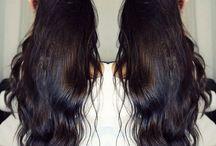 Cabelo | Hair / cuidados com o cabelo, penteados, etc...