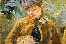 Berthe Morisot - www.evapartcafe.com