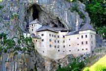 Unique Castles