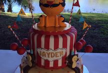 140115 Jayden's 1st Birthday / Our grandson Jayden 1st Birthday cake
