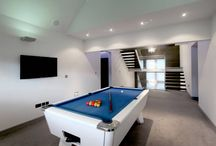 Homes with Games Rooms / Homes for sale in Cheshire with games rooms.