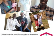 Operation Health / A team of celebs mixed with local talent transform a dilapidated clinic in eastern Uganda in to a fully functioning healthcare facility.