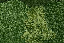 tekeningen jungle