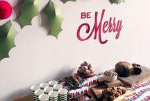 Decoraciones de navidad fiestas
