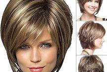 fryzury z pasemkami