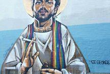 George Michael Saint George